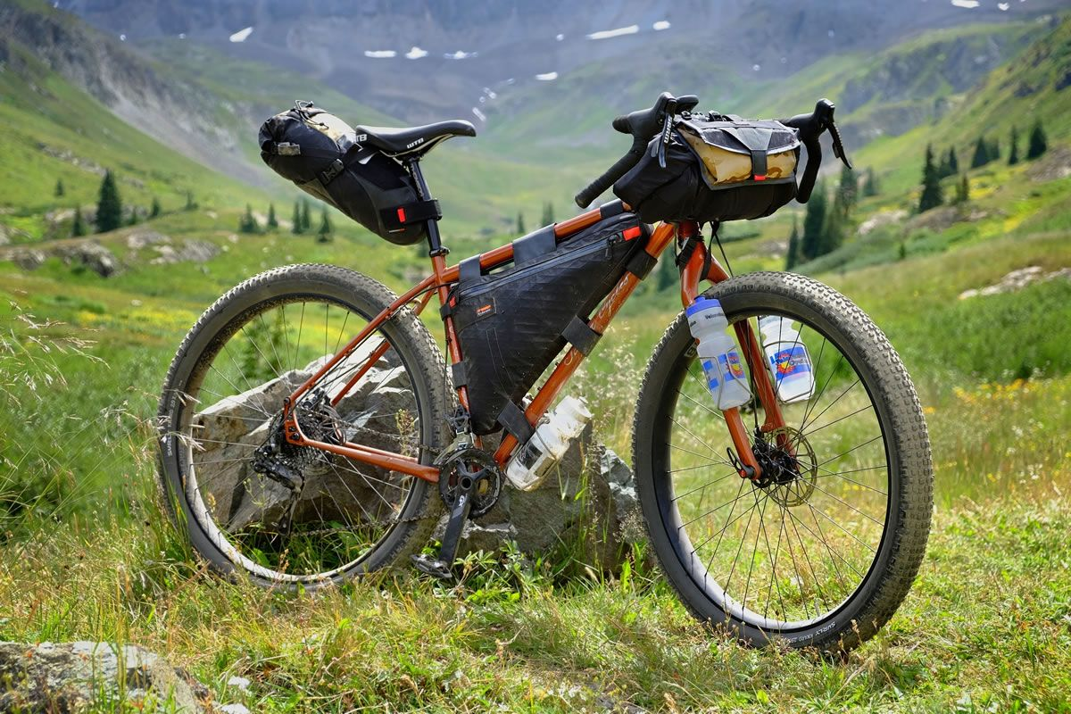 A review of the Salsa Deadwood, trail-tested while bikepacking through the high Rocky Mountains...