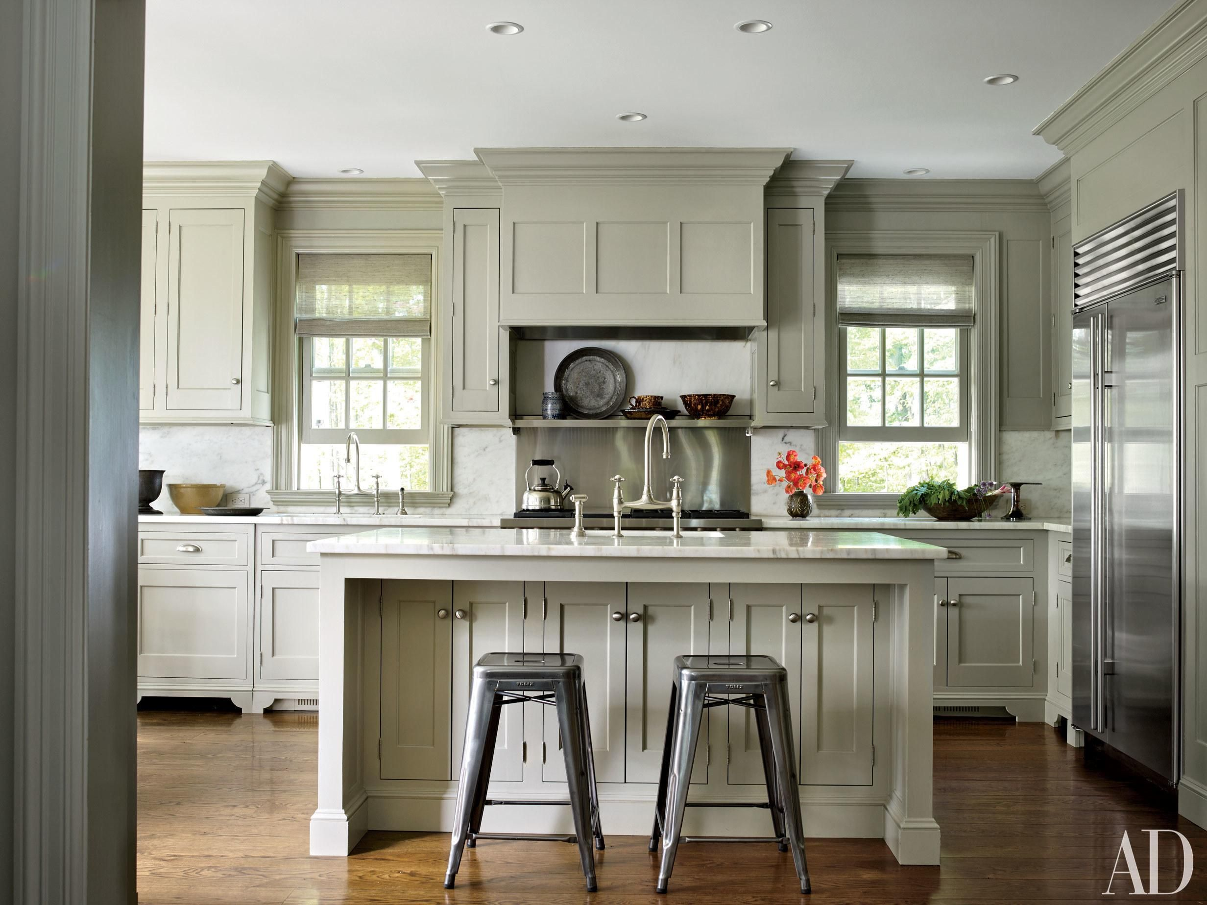 Connecticut Kitchen Design Adorable See How This Charming Connecticut Kitchen Came Together  Kitchens Design Ideas