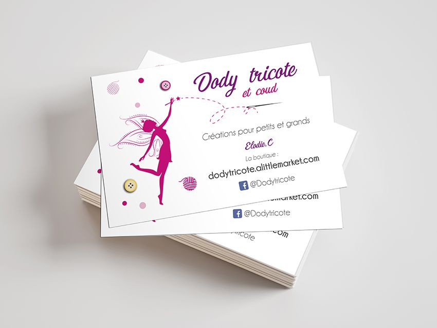 Carte De Visite Creation Sur Mesure