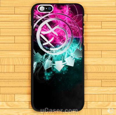 Nabula BLINK logo Musick rock band iPhone Cases Case