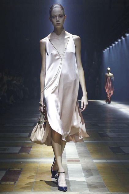 Lanvin Ready To Wear Spring Summer 2015 Paris