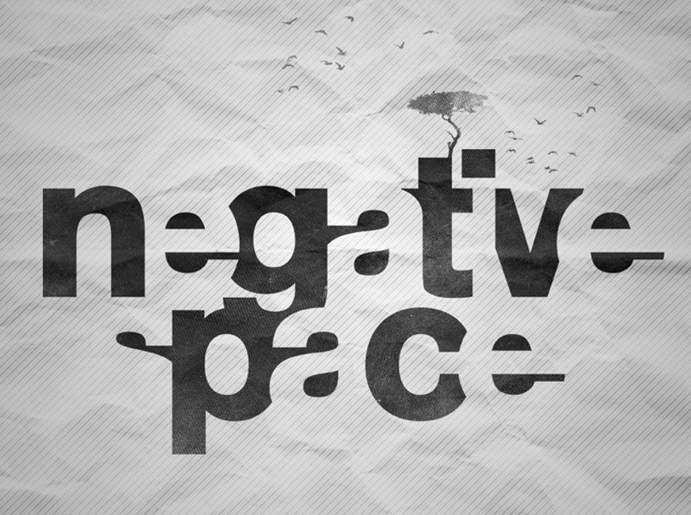 20+ creative and inspiring negative space logo designs
