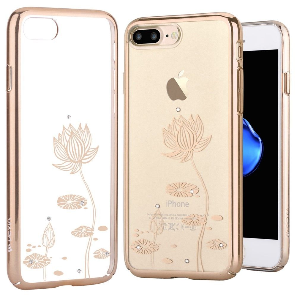 coque iphone 8 motif or