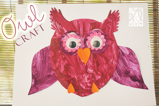 { Another Owl Craft }