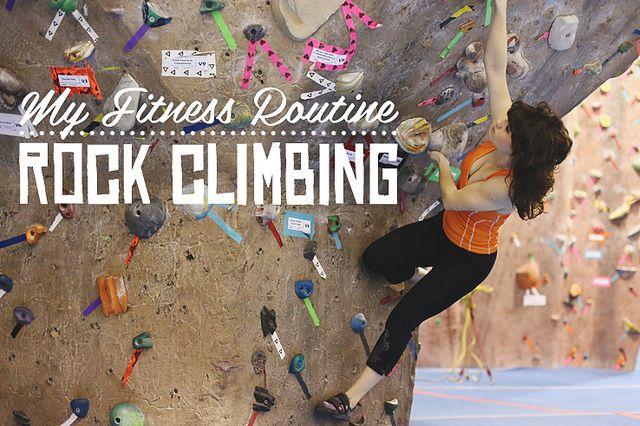 rock climbing by Delightfully Tacky, via Flickr