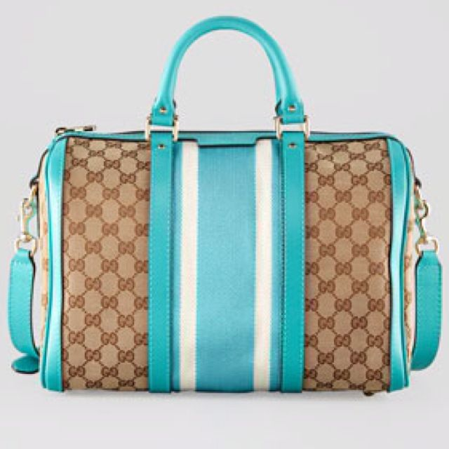 Gucci Gucci Turquoise <3