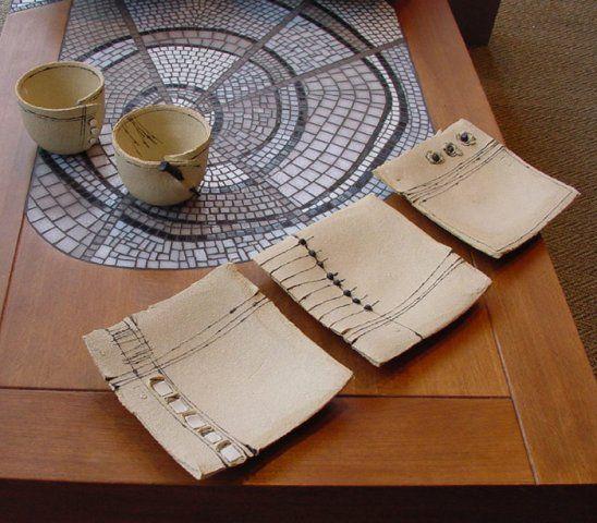 functional ceramics manufacturer athens greece decorative plate gift