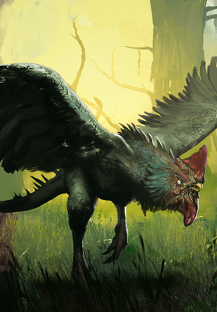 The Witcher 3 Gwent Card Art Witcher Monsters Fantasy Monster Creature Concept Art