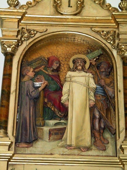 el blog del padre eduardo: Vía Crucis con santa Teresa de Jesús (1)