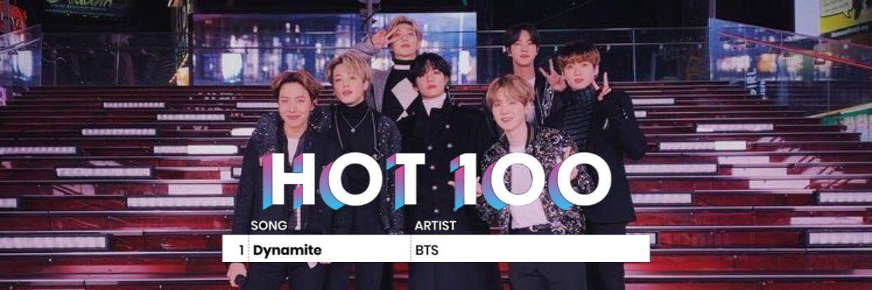 Bts Header Billboard Hot 100 Em 2020 Meninos Bts Header Para Twitter Bts