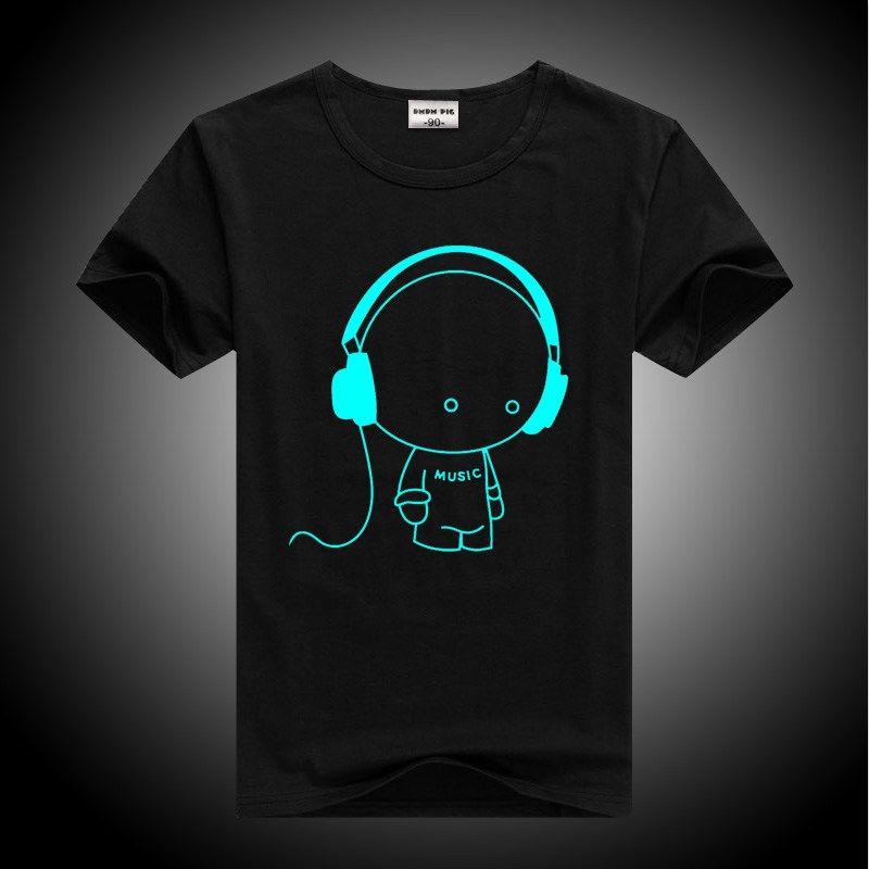 dc64777a1 Dmdm Pig Luminous Short Sleeves T-Shirts For Boys Girls Superman Batman T  Shirt Kids Christmas Baby Girl Tops 8 10 Years Designs