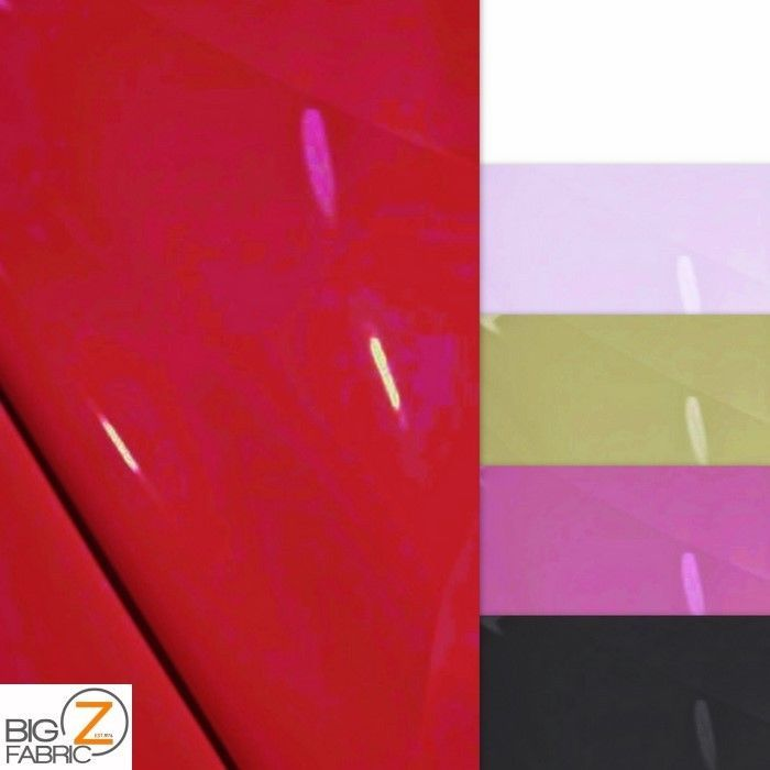 Vinyl Faux Leather Patent Wet Glossy Shiny Fabric Upholstery 55 Sold By Yard Shiny Fabric Fabric Things To Sell
