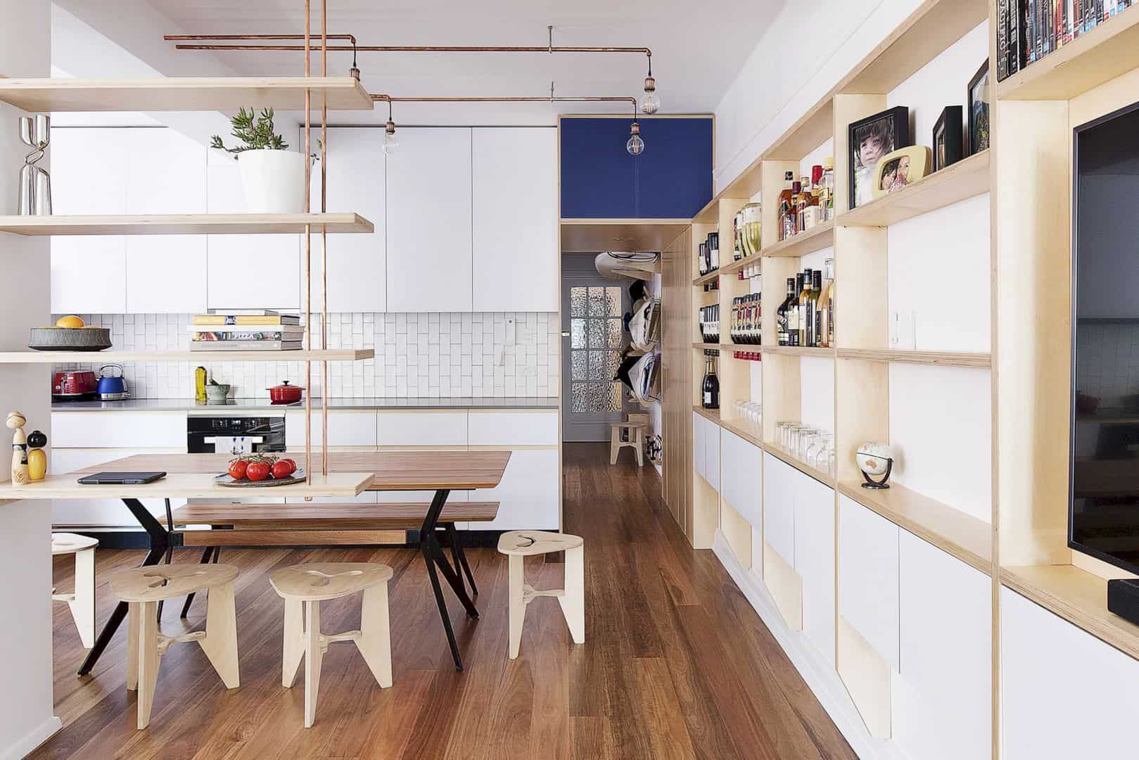 Portal House Manly A Contemporary Home Design With A Bright And