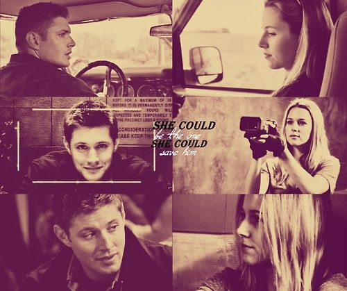 Jo And Dean Supernatural