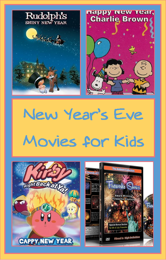 New Years Eve Movies for Kids