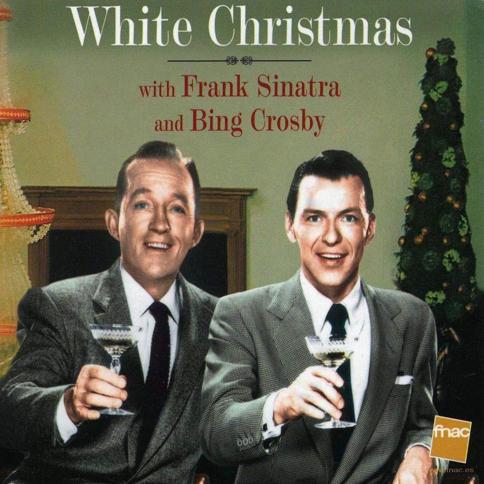 Frank Sinatra And Bing Crosby White Christmas (1957