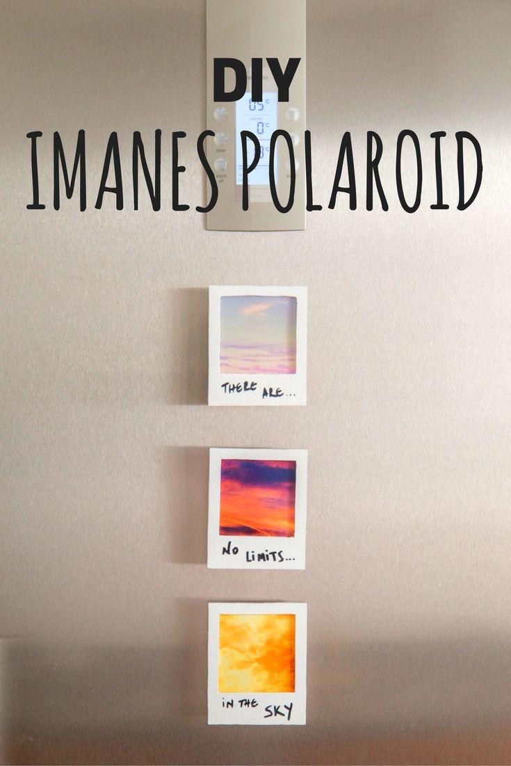 Magnífico Marco Polaroid De Madera Cresta - Ideas de Arte Enmarcado ...