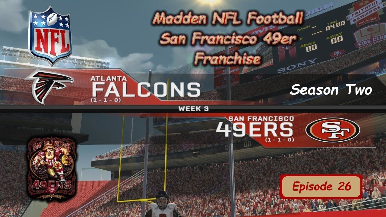 Pin On San Francisco 49er Franchise In Madden 08