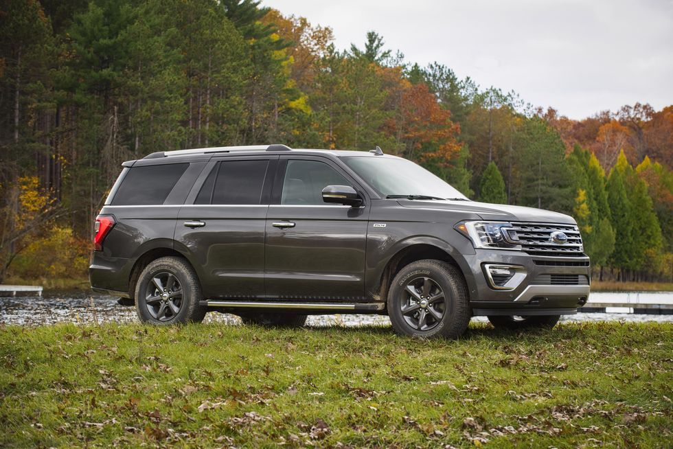 2020 Ford Expedition Adds Off Road Chops Ford Expedition New