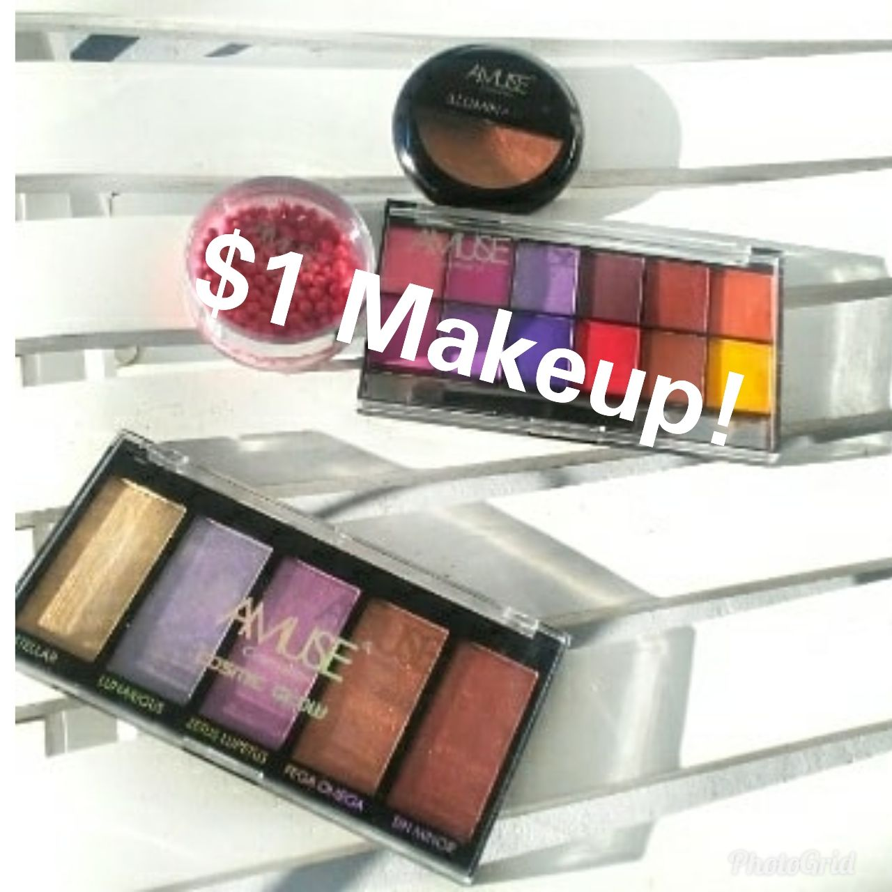 This website has 1 makeup! Most of their beauty items