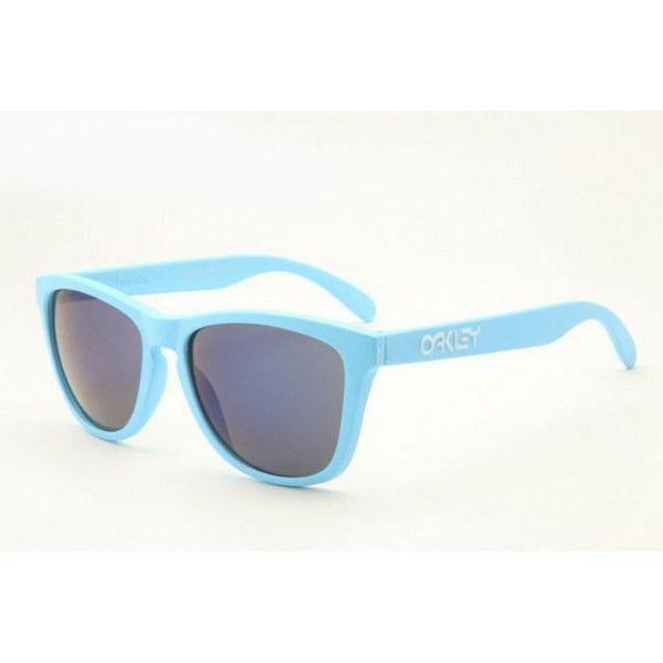 black and blue oakley sunglasses wseu  1000+ images about oakley frogskins sunglasses markdown deals on  pinterest; brown 路 blue