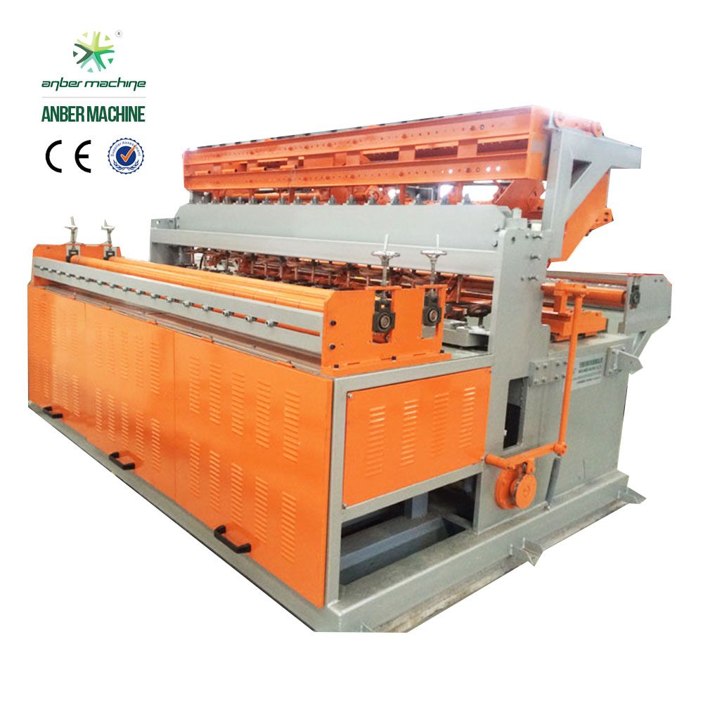 the mesh welding line is especially for the production line that