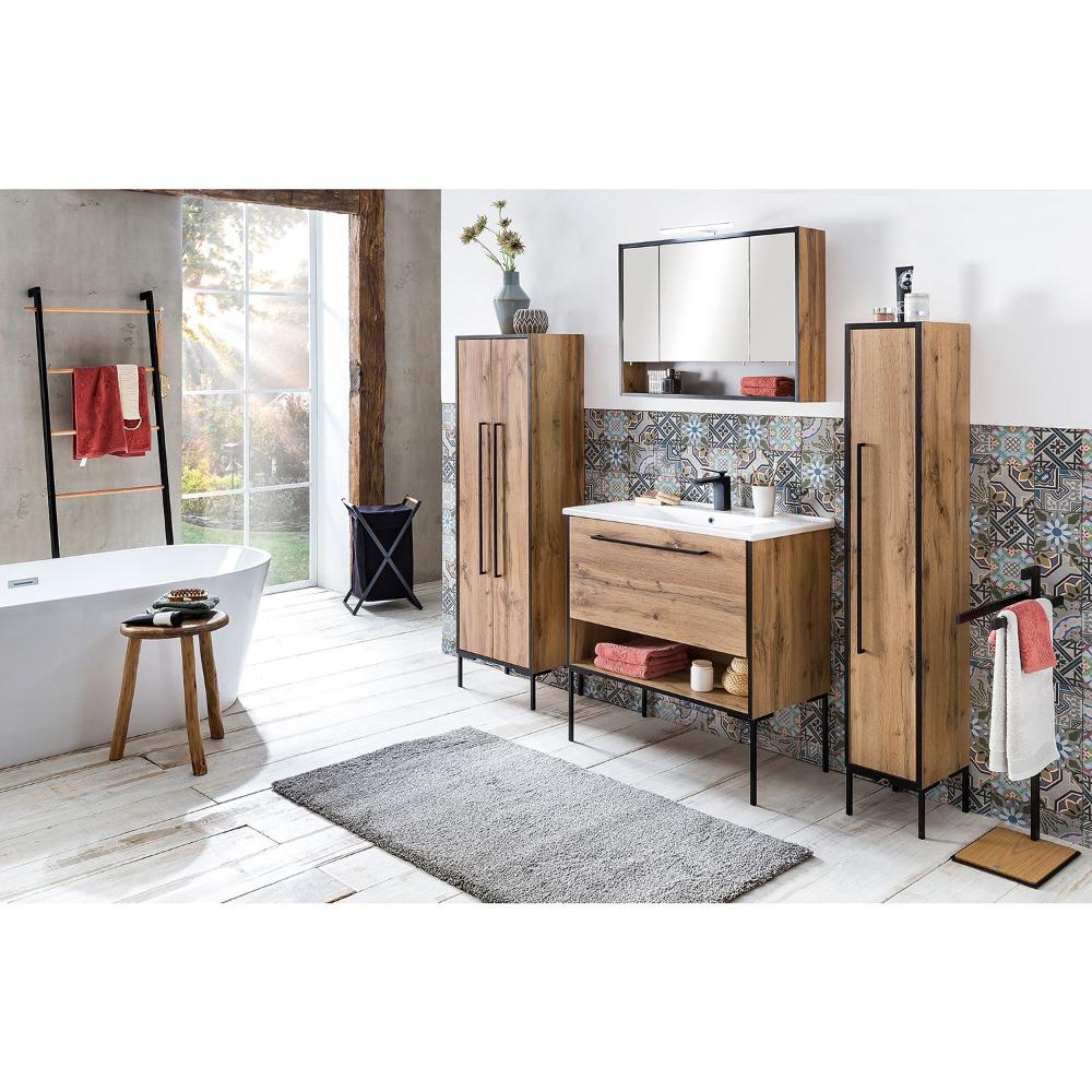 Waschtisch Max In 2020 Hochschrank Haus Deko Und Waschtischunterbauten