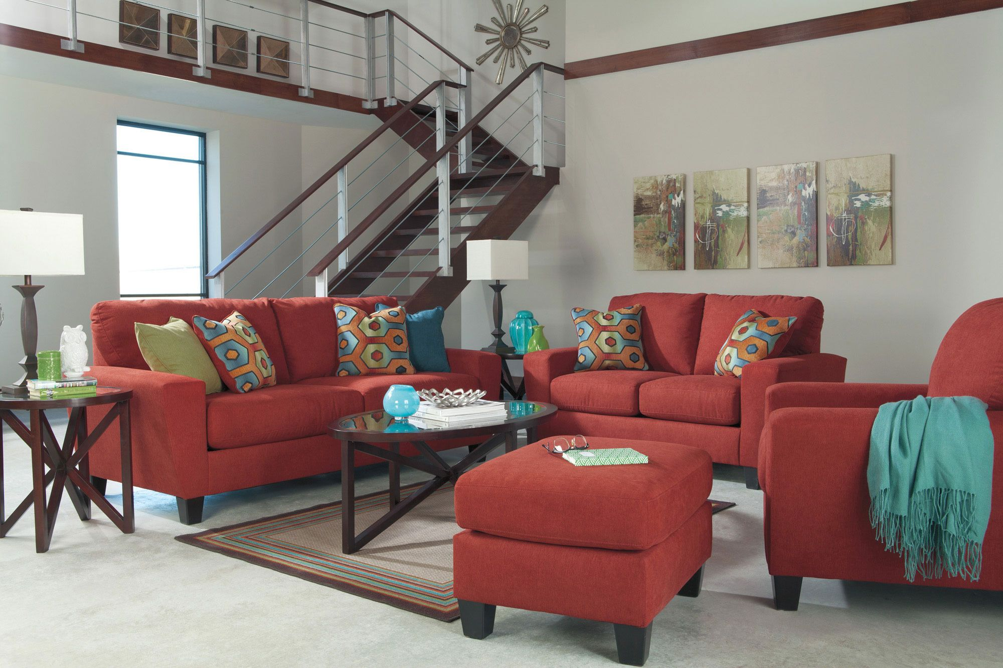 Sagen Sofa Set By Ashley Home Gallery Stores Living