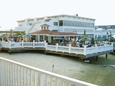 Rod And Reel Restaurant At Chesapeake Beach Md