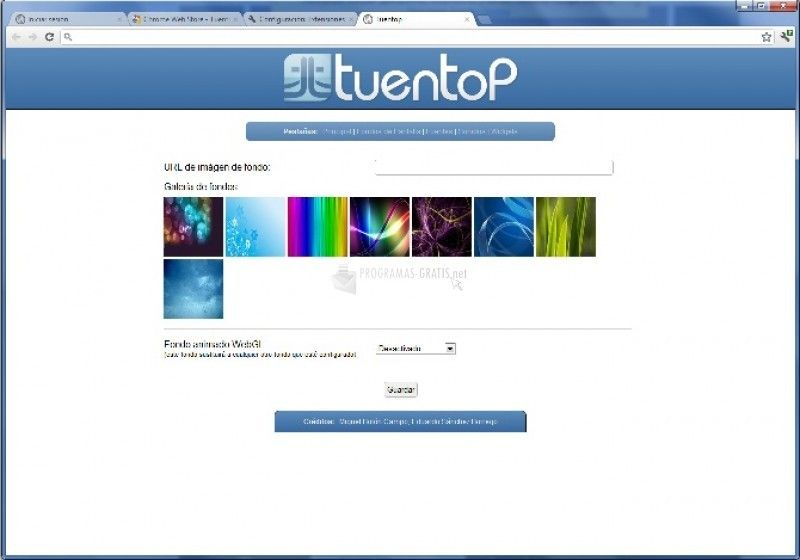 Para Saber Quien Te Visita En Tuenti Http Tuentop Chrome Programas Gratis Net Windows Software Programar