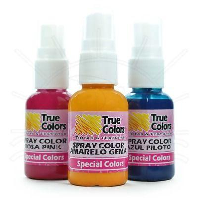 Spray color cont m 30 ml caracter sticas tinta acr lica - Spray pintura acrilica ...