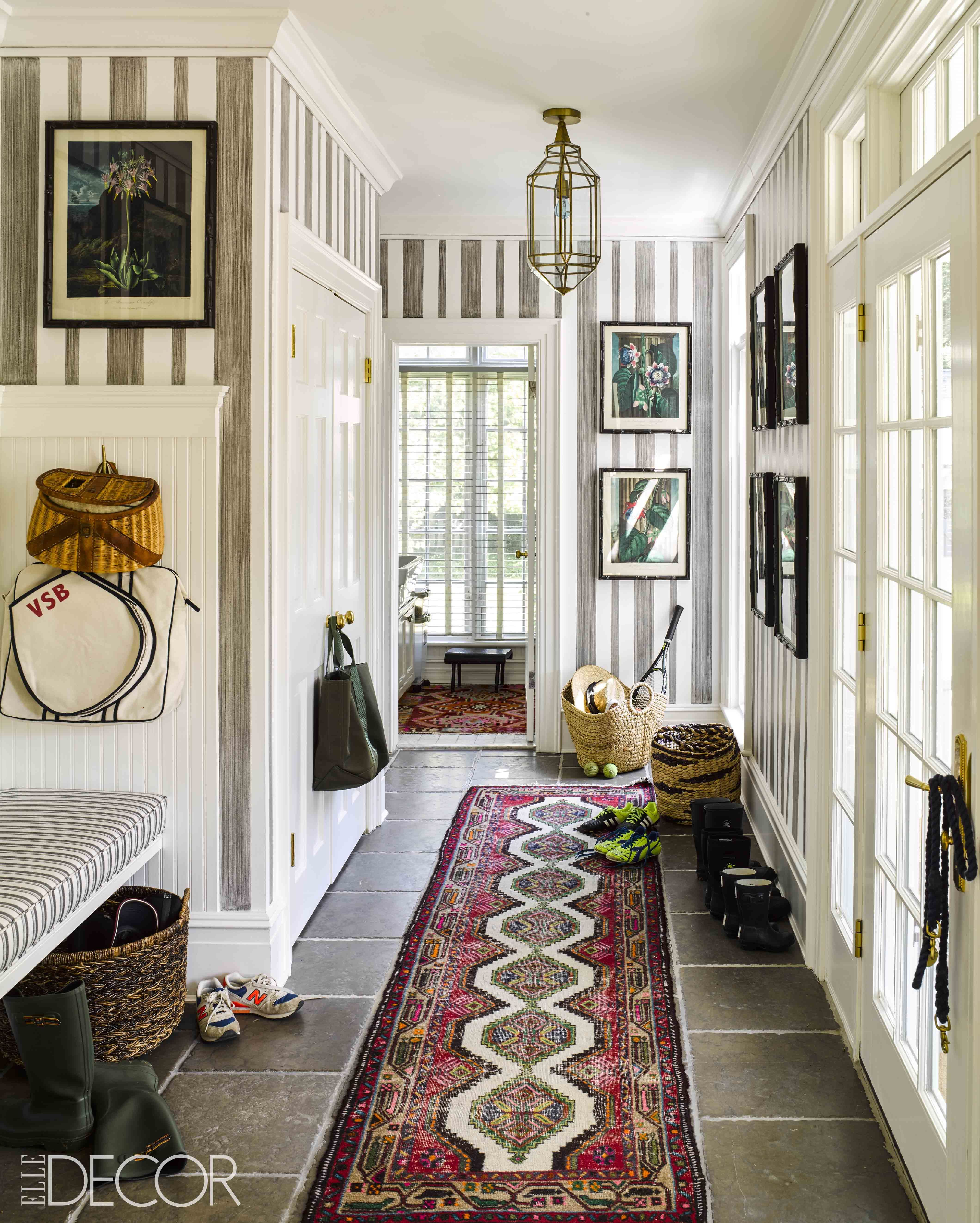 How One Fashion Designer Made The Most Of Low Ceilings U2014 Elle Decor