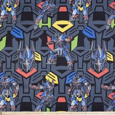 Spotlight Transformers Fabric Black 150 Cm Spotlight New Zealand Kids Curtains Curtains With Blinds Curtain Fabric