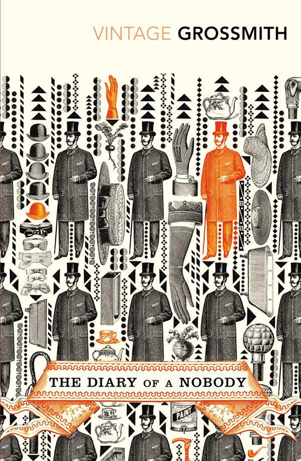The Diary of a Nobody by George Grossmith - Books - Cover Lorenzo Petrantoni - Random House Books Australia