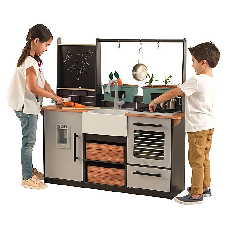 Farm to Table Play Kitchen by KidKraft Play kitchen