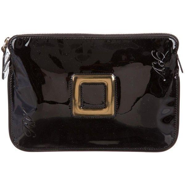 Roger Vivier Pre-owned - Black Leather Handbag GLKzy