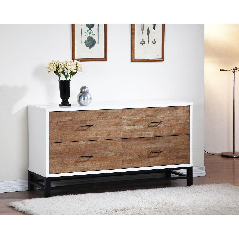 henna 4-drawer dresser | overstock shopping - the best deals