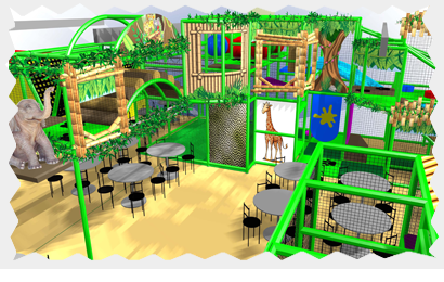 Jungle Jims Playland Sandy Bedfordshire Jungle Jims