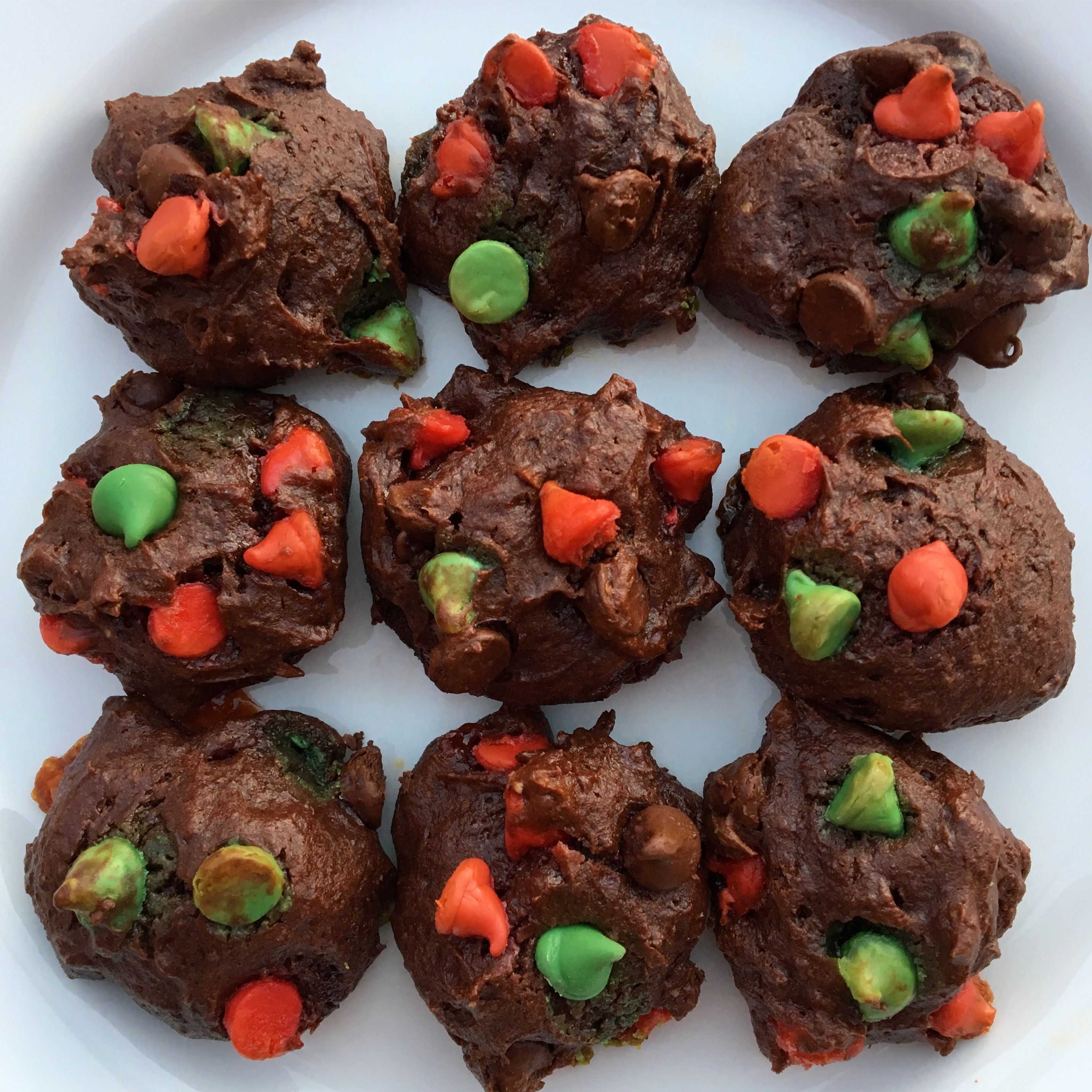 Chocolate Fudge Yogurt Holiday Cookies | Recipe (With ...