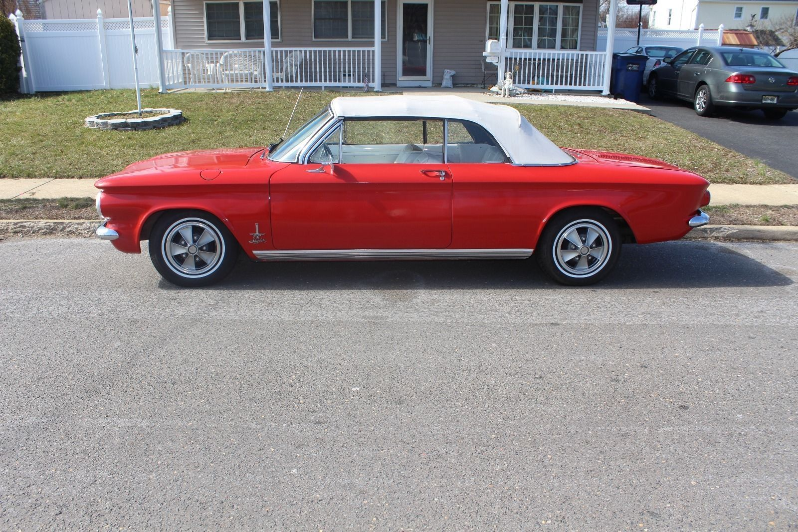 1962 Chevrolet Corvair Convertible Chevrolet Corvair Chevrolet Vintage Muscle Cars