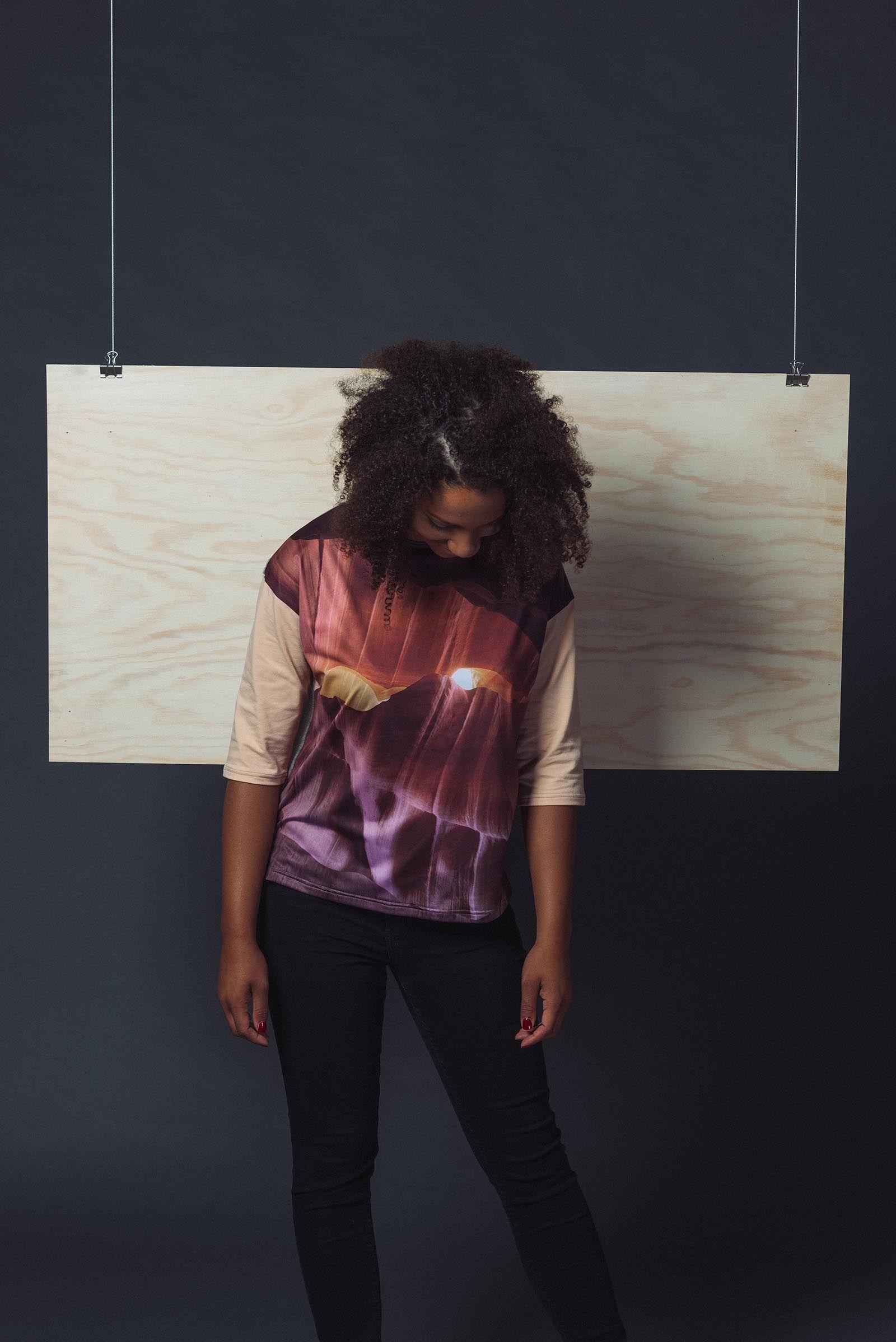 ff7c099e4dc Freya   Dámská trička Youngprimitive. Originální tričko pro holky ...