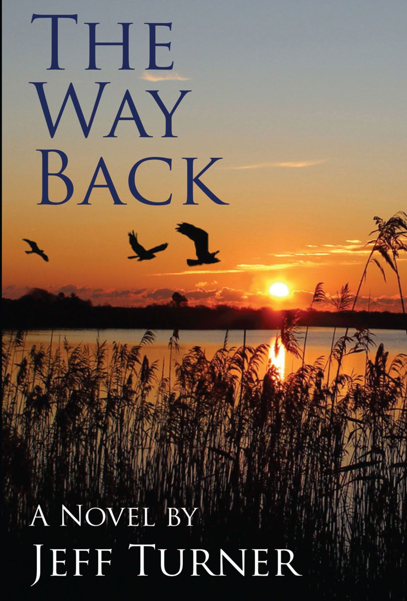 """""""The Way Back"""" by Page Publishing Author Jeff Turner!  Click the cover for more information and to find out where you can purchase this great book!"""