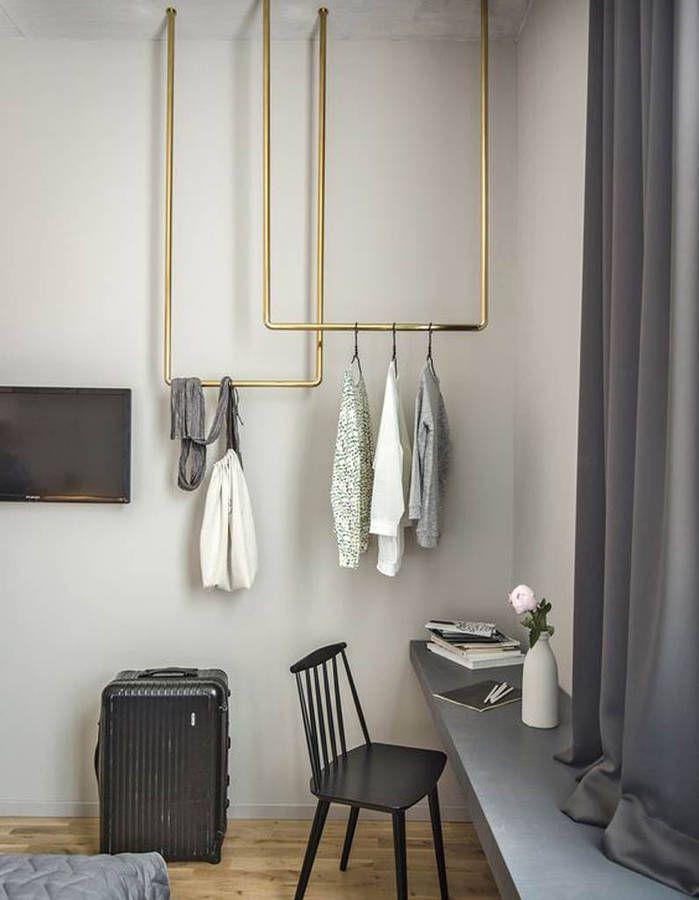 Photo of Découvrez les plus beaux dressings ouverts repérés sur Pinte…