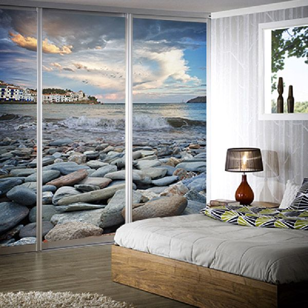 Fotomurales playa rocosa 0 dise o de casas - Fotomurales para banos ...