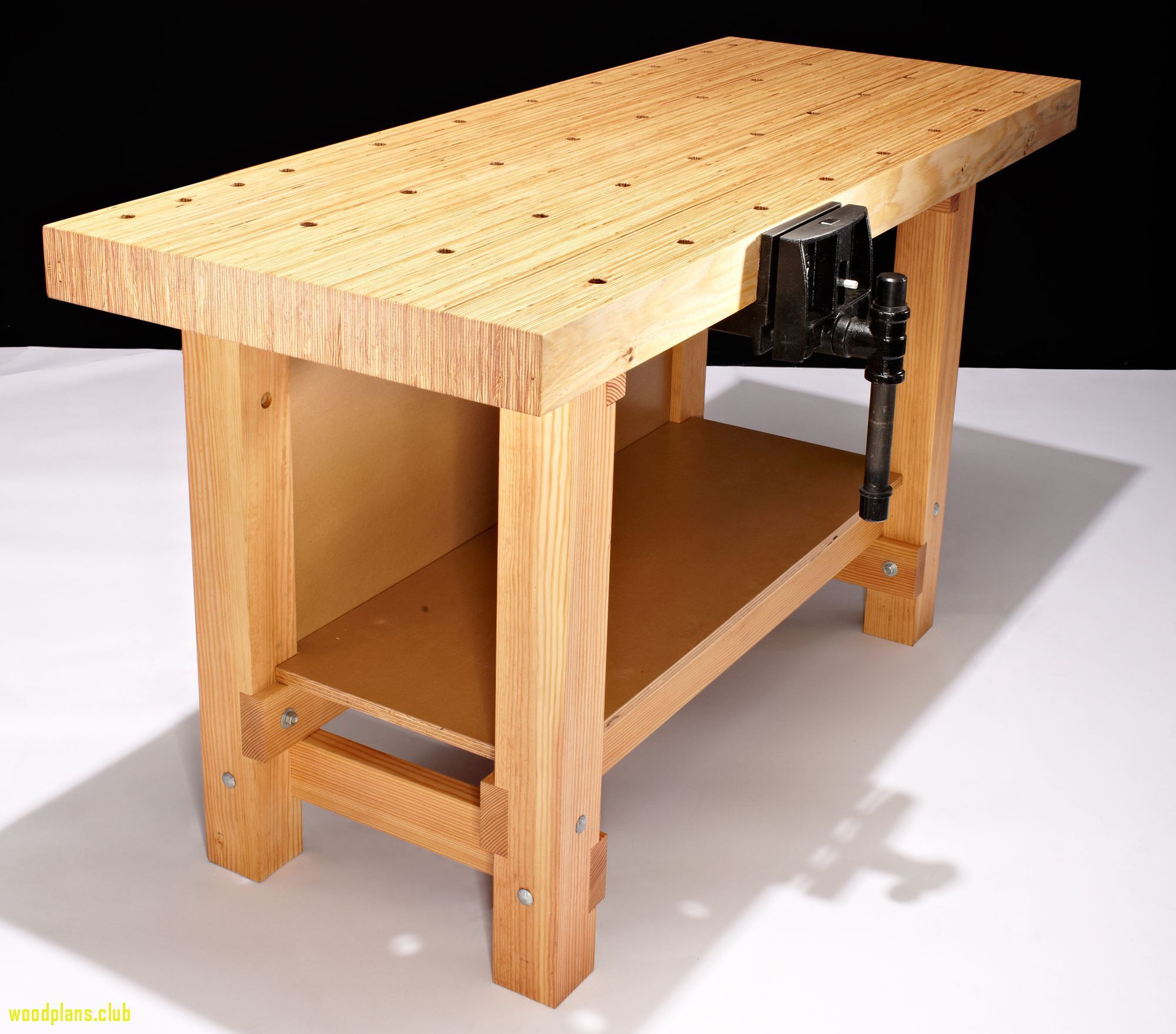 Pin By Dan O Dell On Workbench Pinterest Woodworking Bench