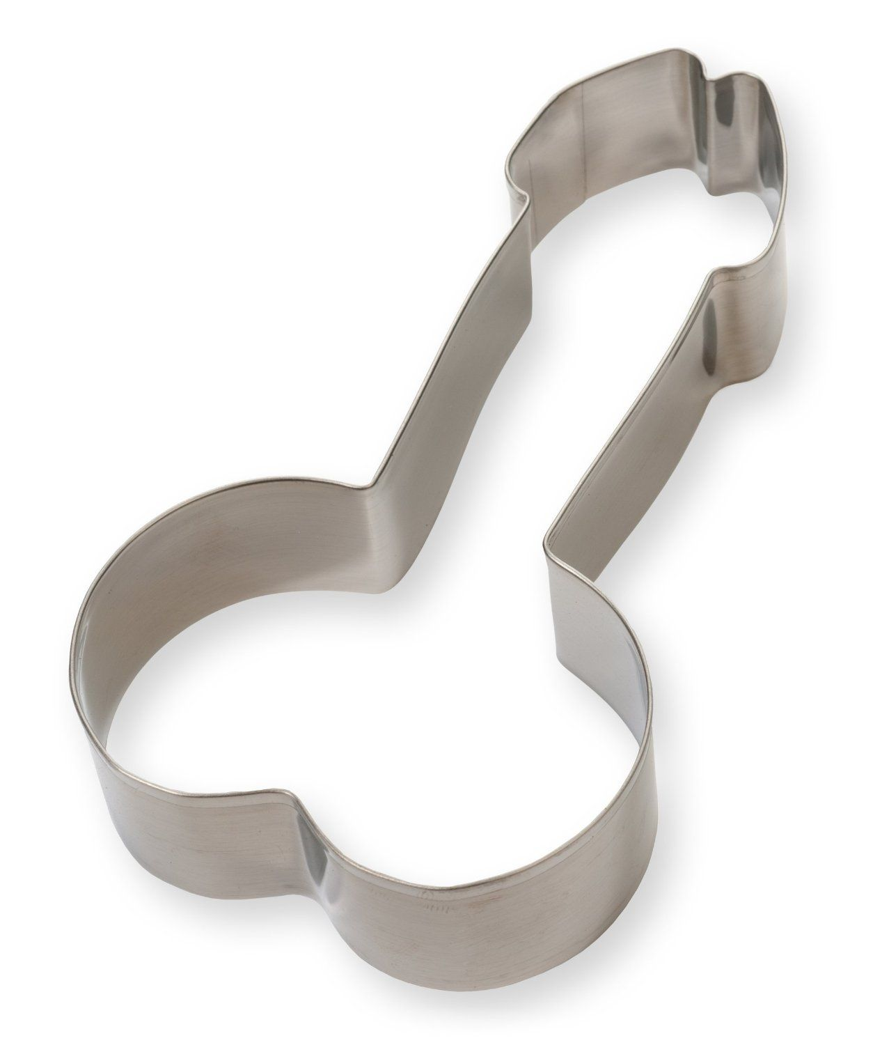 Teeny Peenie Stainless Steel Bachelorette Party Cookie Cutter