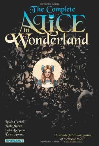 Complete Alice in Wonderland Graphic Novel Hard Cover