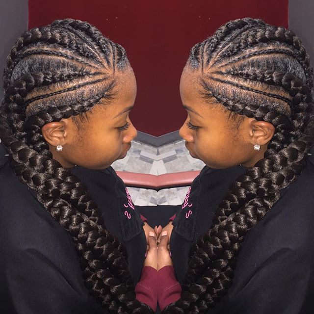 Hair Braids Styles Entrancing African Hair Braiding Styles Pictures 2  Hair Style  Pinterest