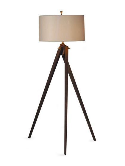 Navy tripod floor lamp navy tripod floor lamp by 100 essentials at gilt aloadofball Image collections