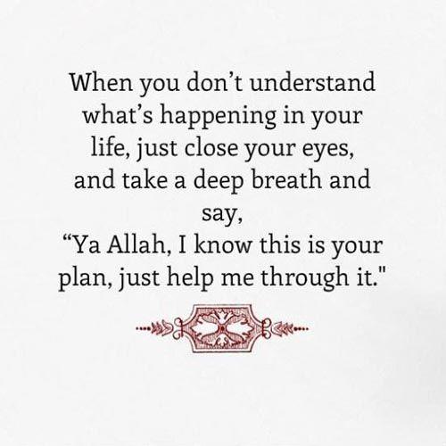Allah Quotes Thankful To Allah Quote  Ilove Islamtrue Muslim  Pinterest .